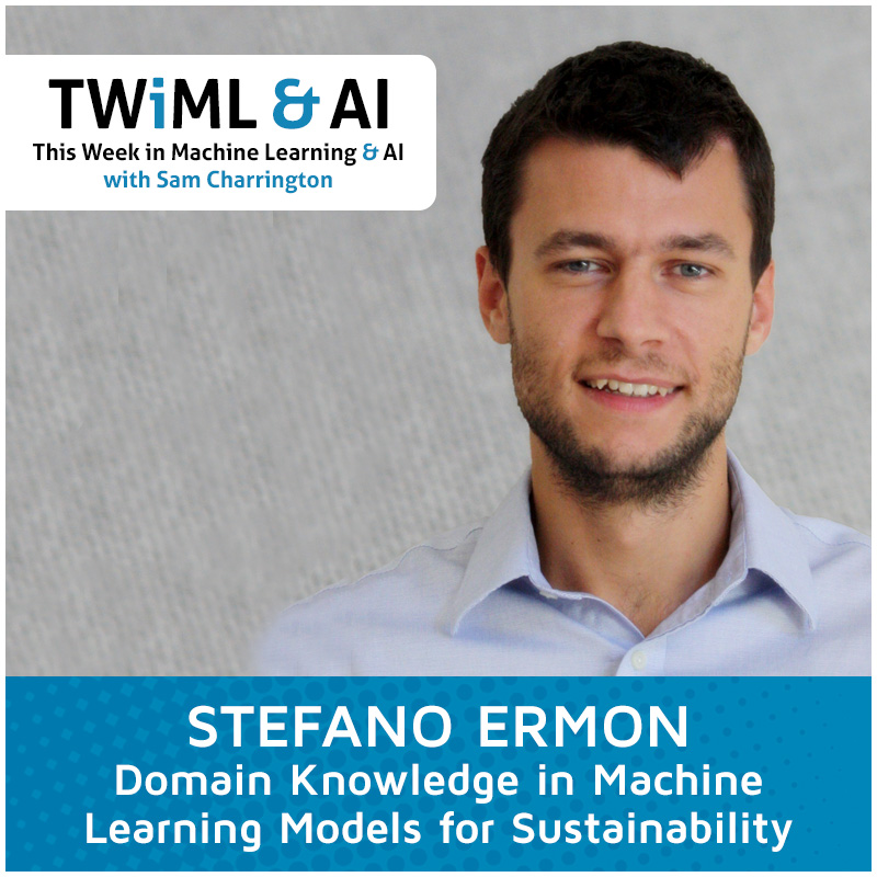 Stefano Ermon Interview on This Week of Machine Learning & AI