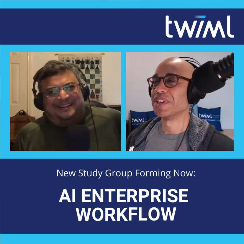 AI Enterprise Workflow Course Study Group