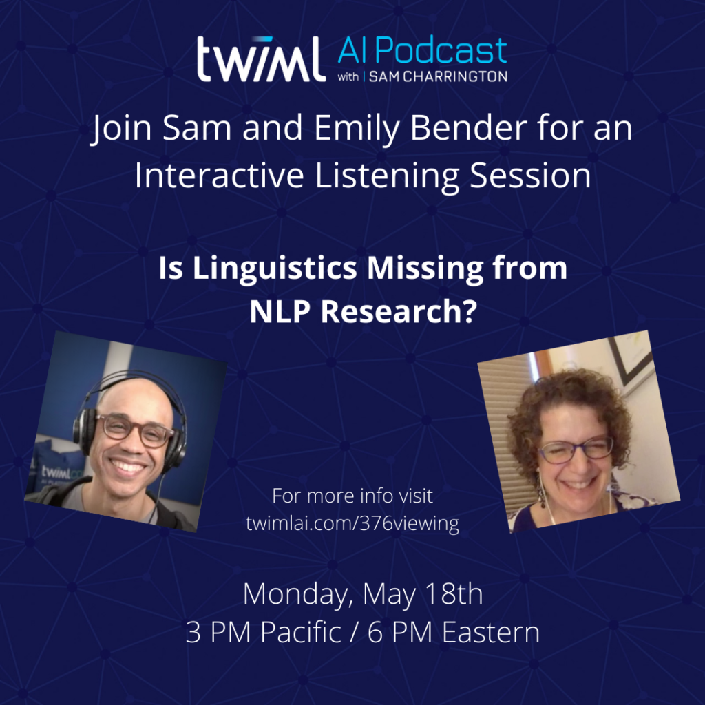 Banner: Is Linguistics Missing from NLP Research