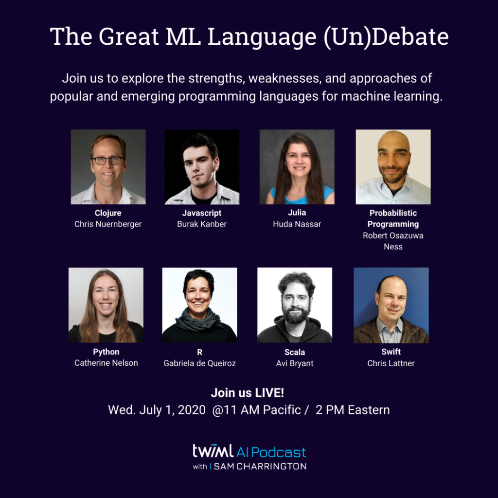 2020 The Great ML Language Un-Debate
