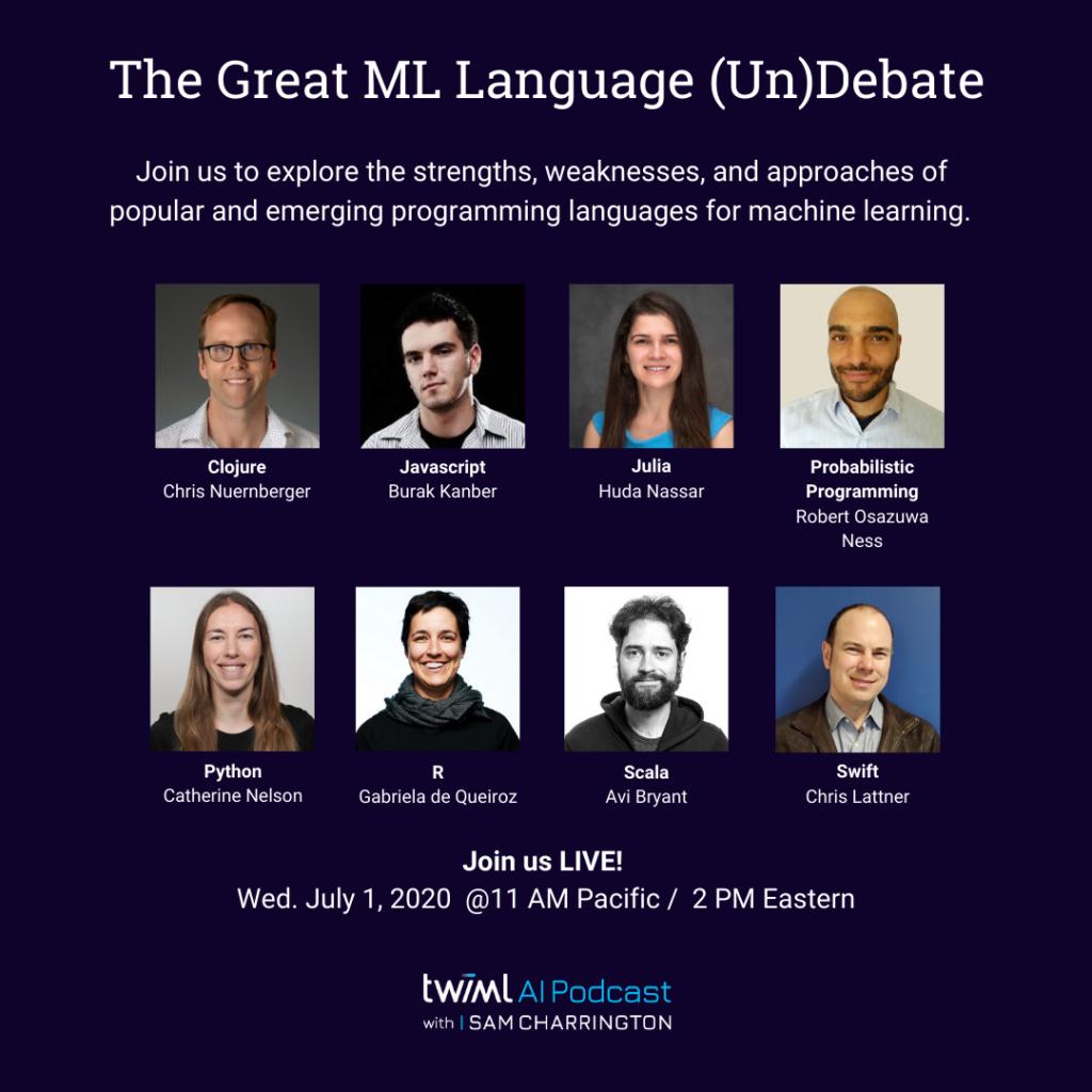 2020 The Great ML Language Un-Debate