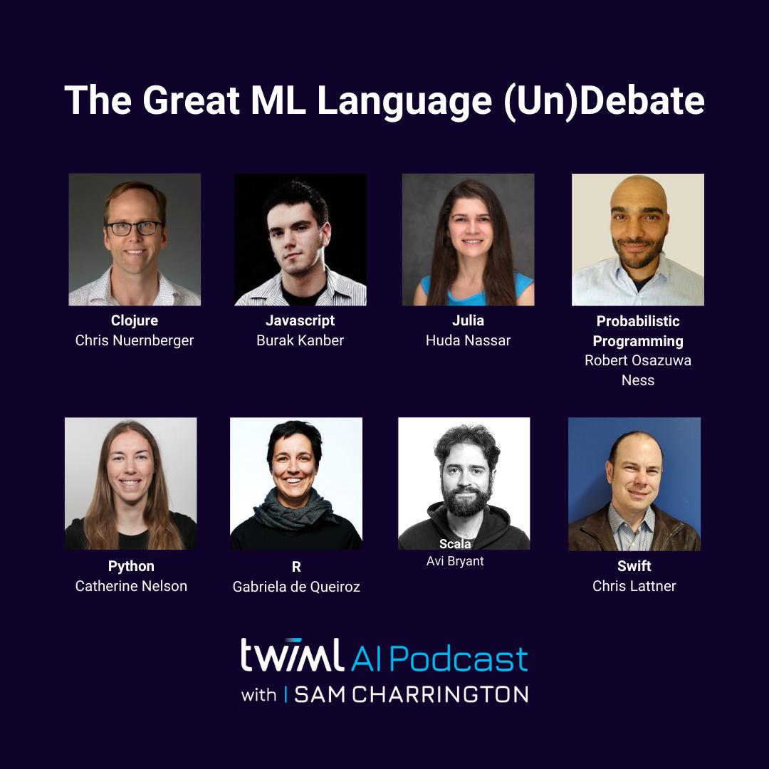 Panel: The Great ML Language (Un)Debate!