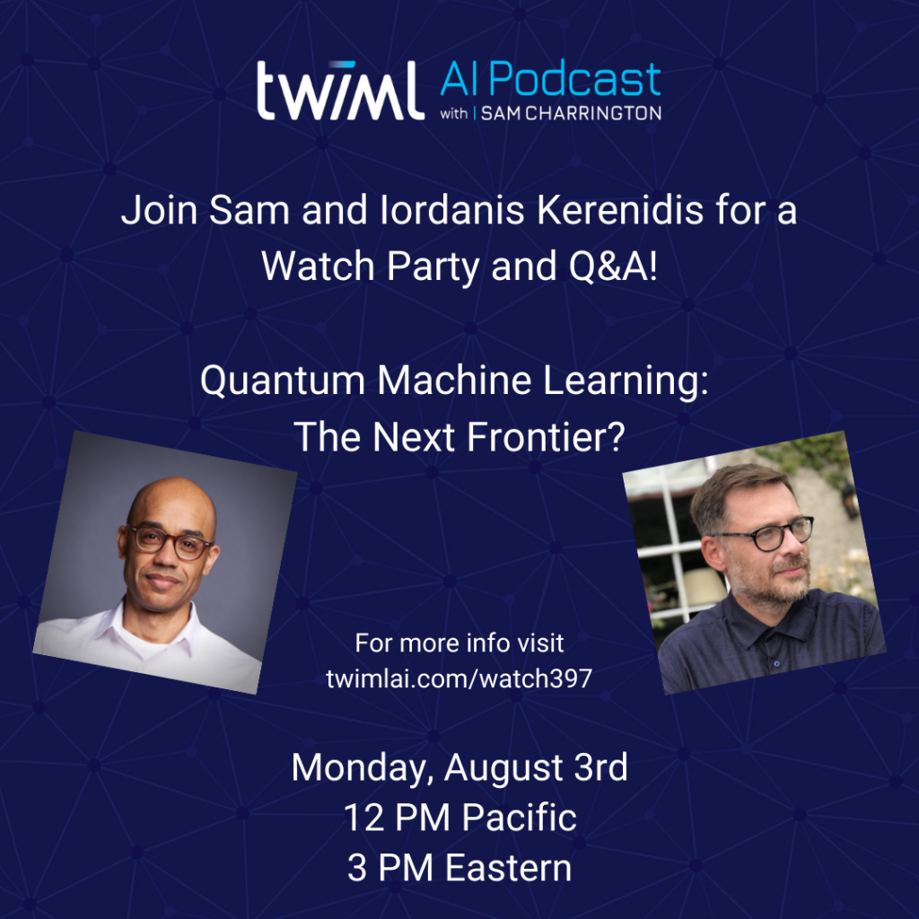 Banner: Quantum Machine Learning: The Next Frontier?
