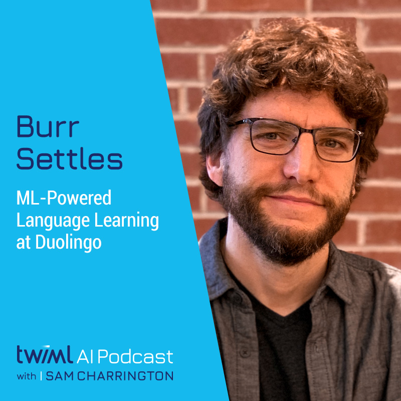 ML-Powered Language Learning at Duolingo