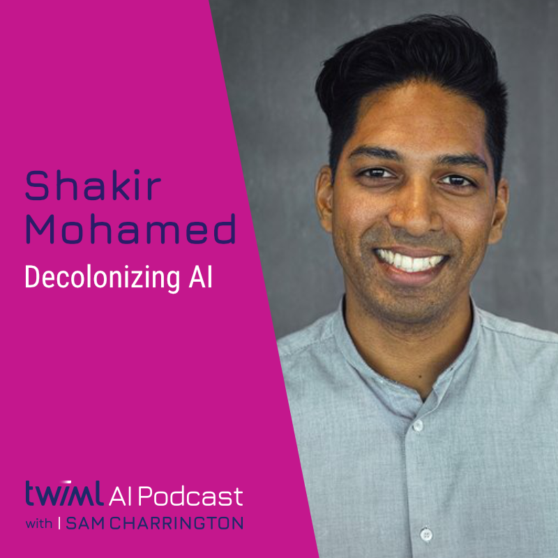 Decolonizing AI with Shakir Mohamed