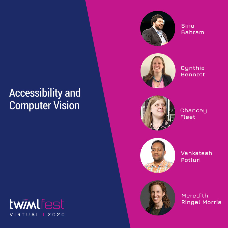 Episode Cover: Accessibility and Computer Vision
