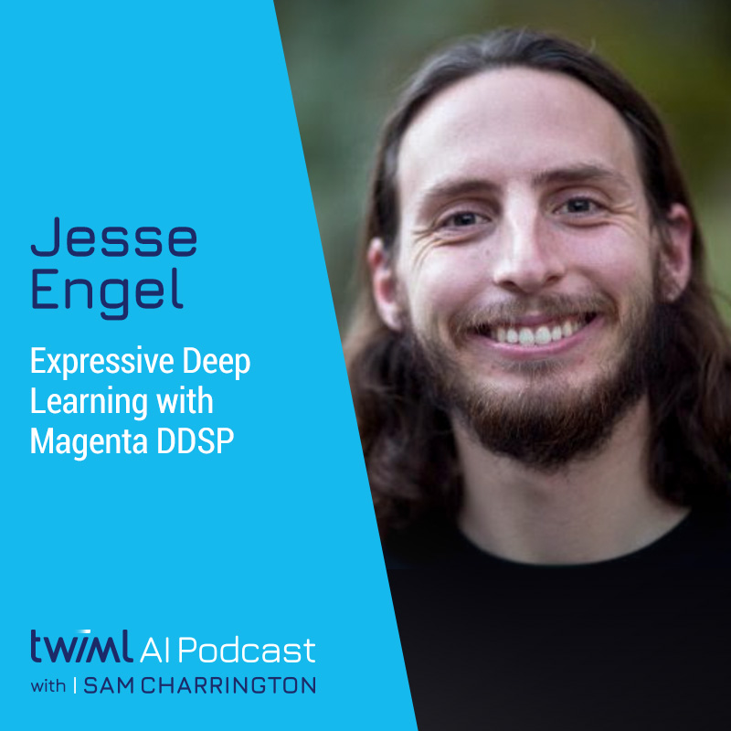 Expressive Deep Learning with Magenta DDSP w/ Jesse Engel