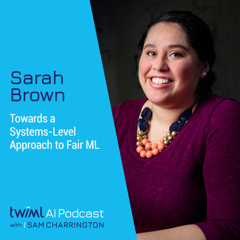 Towards a Systems-Level Approach to Fair ML with Sarah M. Brown