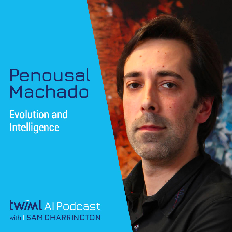 Evolution and Intelligence with Penousal Machado