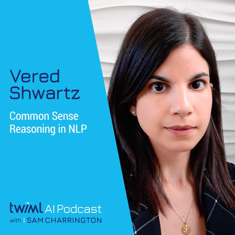 Common Sense Reasoning in NLP with Vered Shwartz