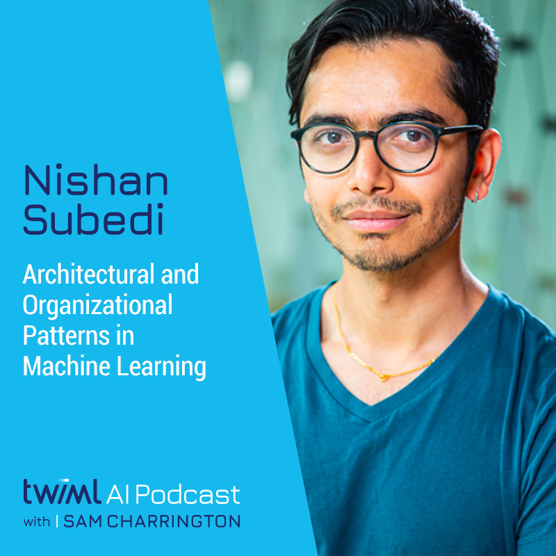 Nishan Subedi, VP of Algorithms at Overstock.com.