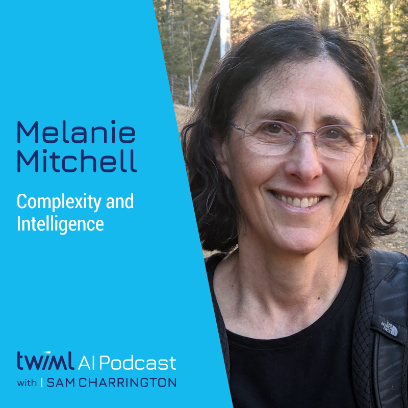 Complexity and Intelligence with Melanie Mitchell