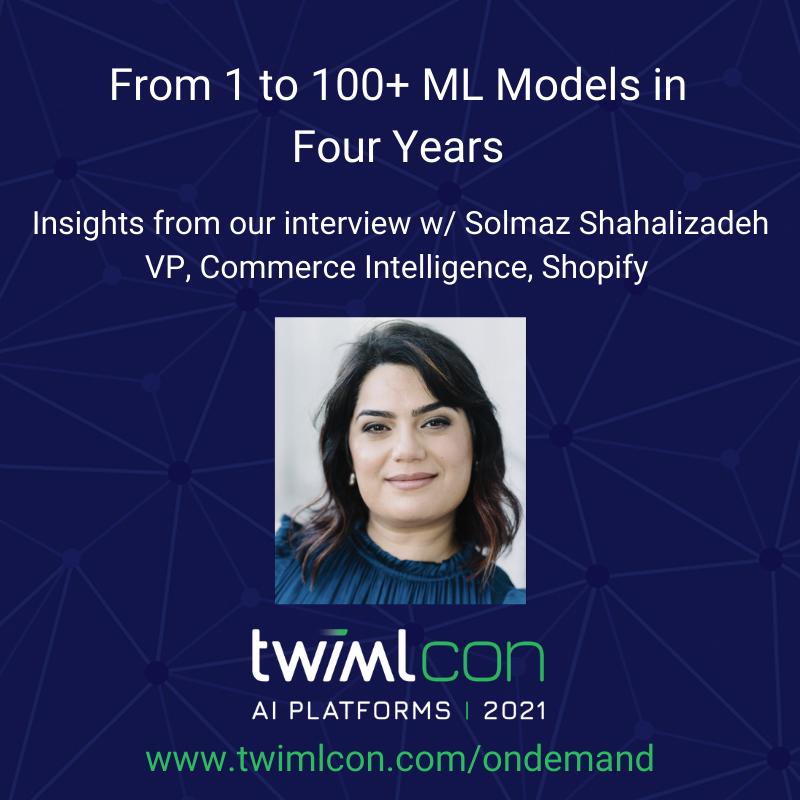 Solmaz Shahalizadeh Blog post from 1 to 100 models at Shopify