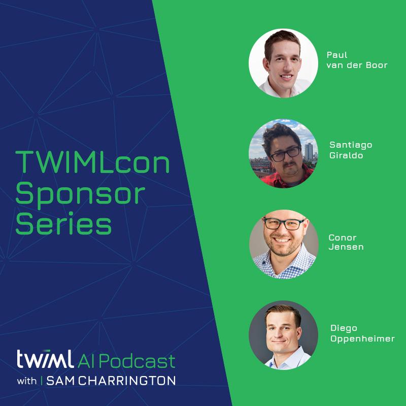 TWIMLcon Sponsor Series